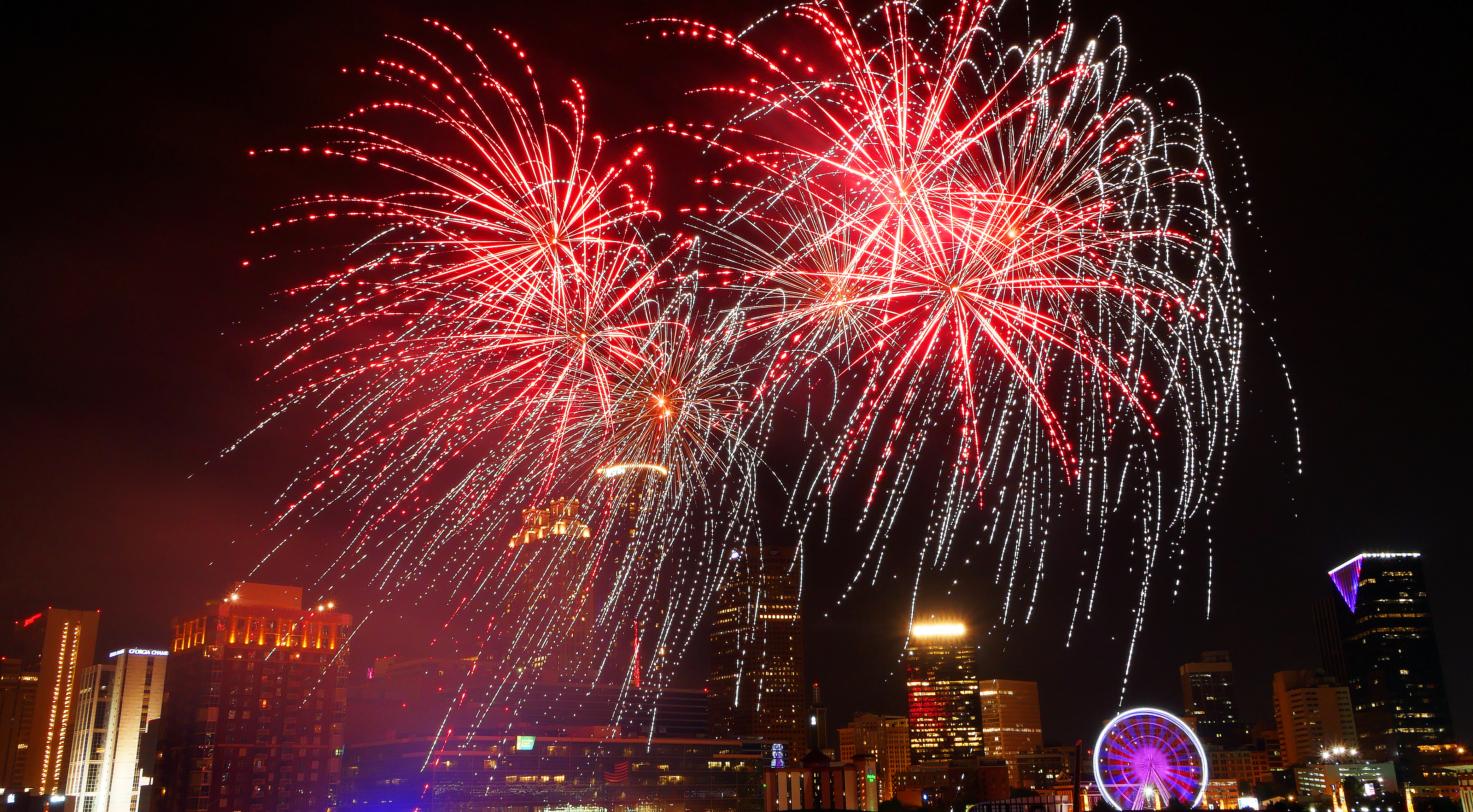11alive com where to watch fireworks in metro atlanta for 4th of