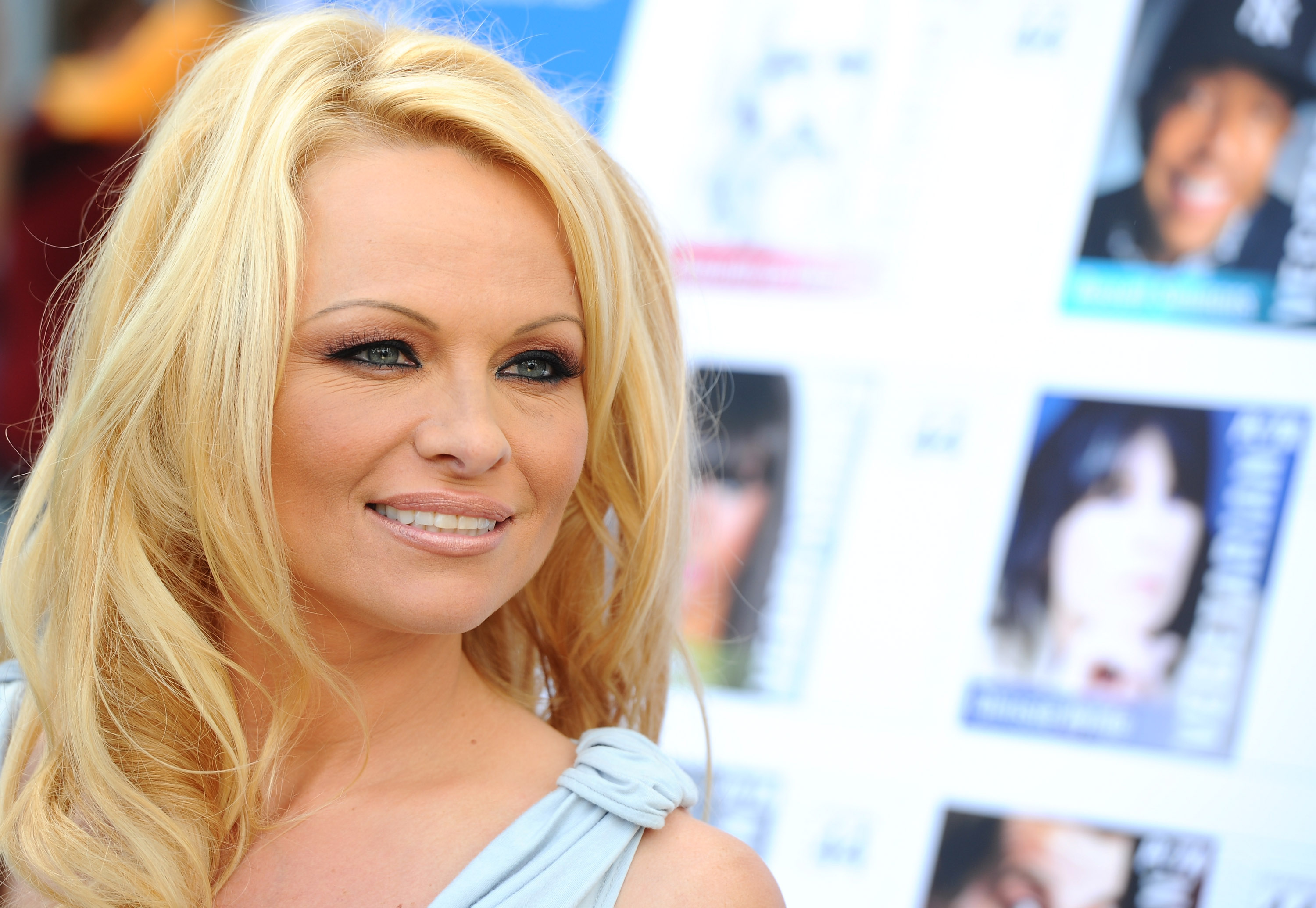 Pamela Anderson is cured of hepatitis C, thanks to a new