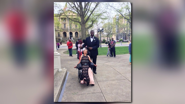 journalism feature browns player escorts elyria