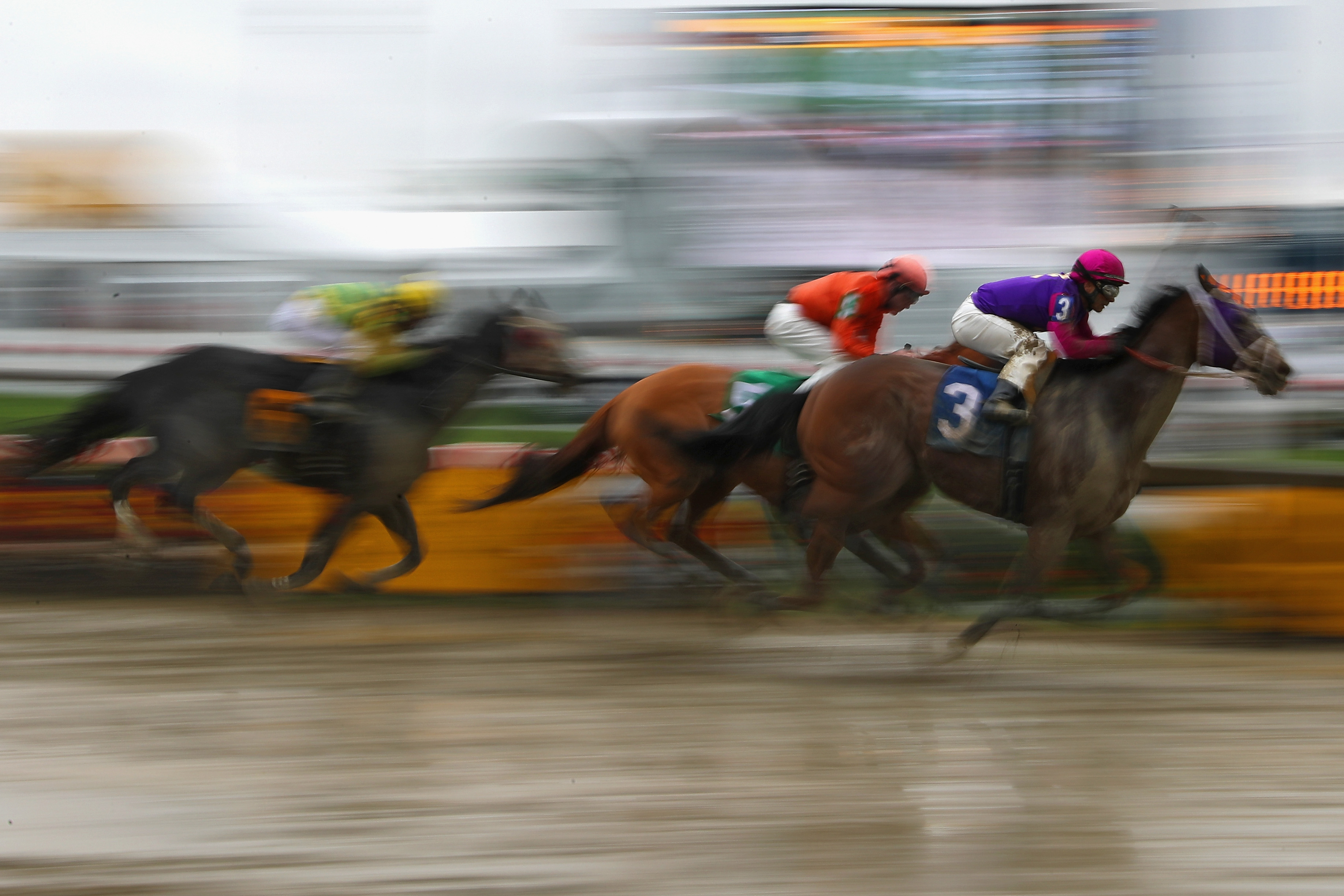 Preakness 2016: Two horses die in early races at Pimlico