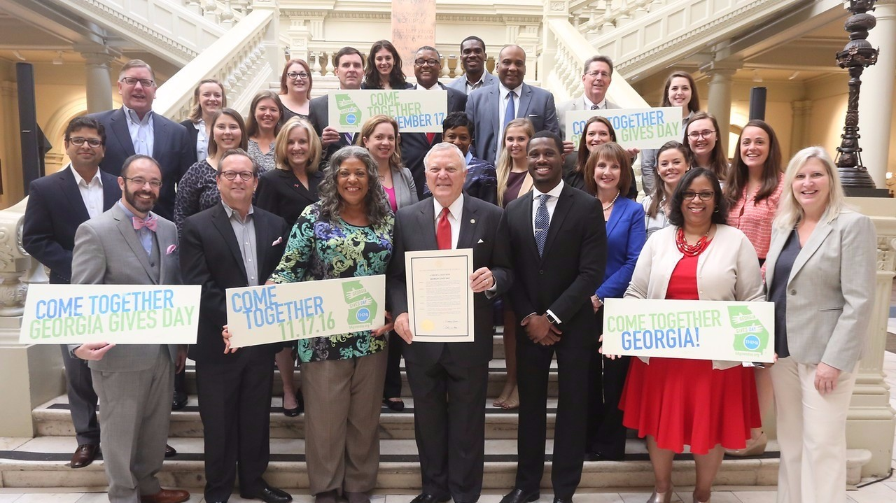 Join Georgia Natural Gas® in Supporting Georgia Gives Day