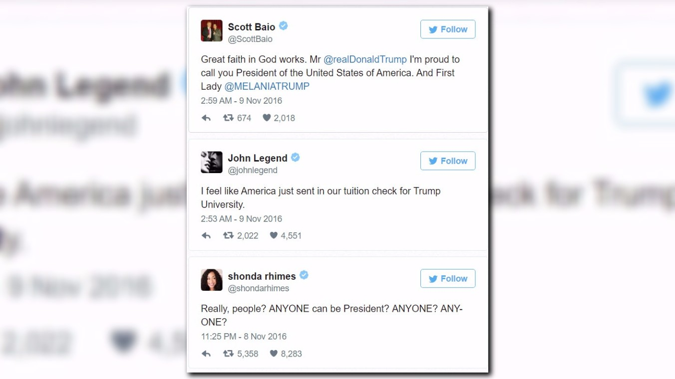 25 Funniest Presidential Election 2016 Tweets - Us Weekly