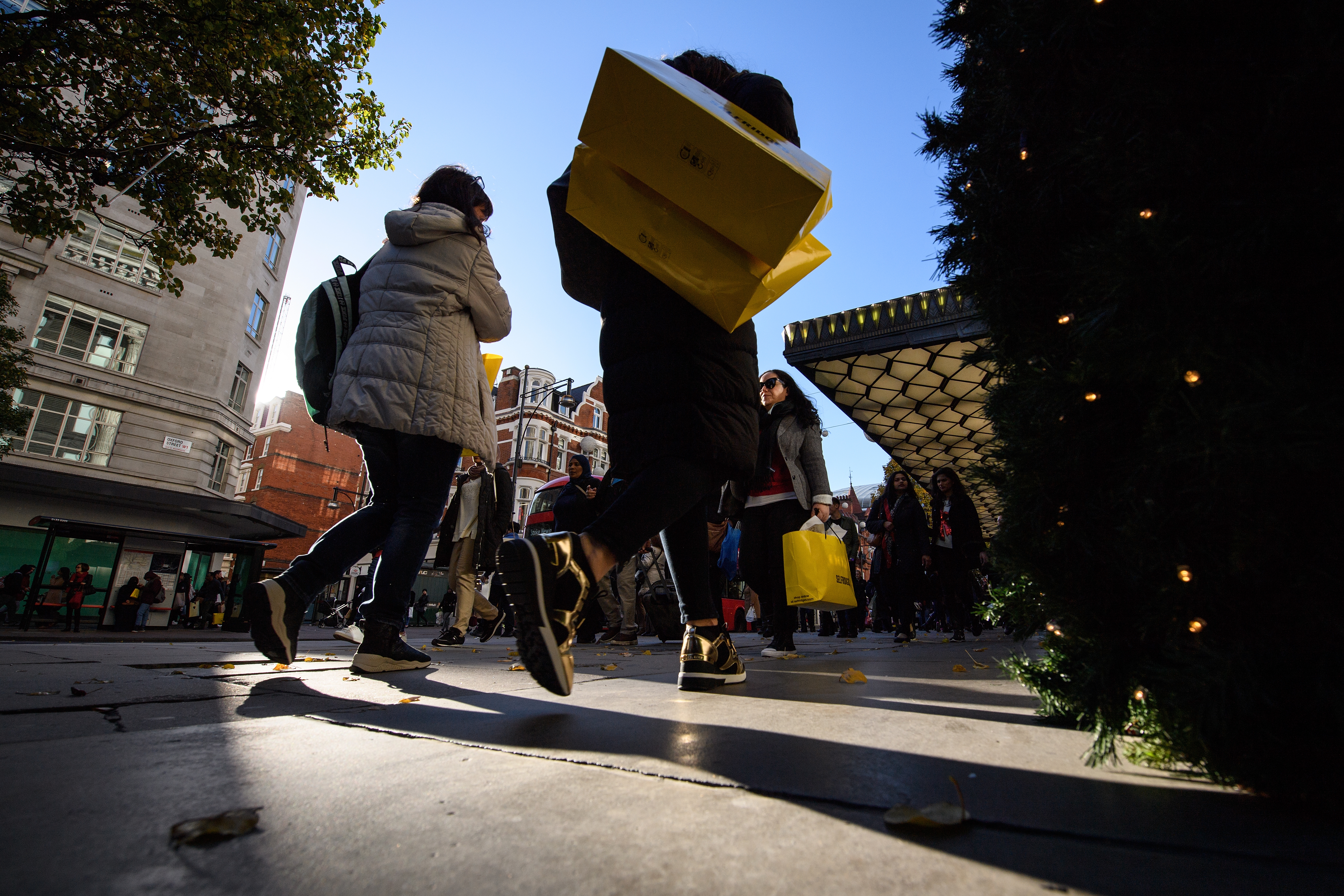 Small Business Saturday an easier pace