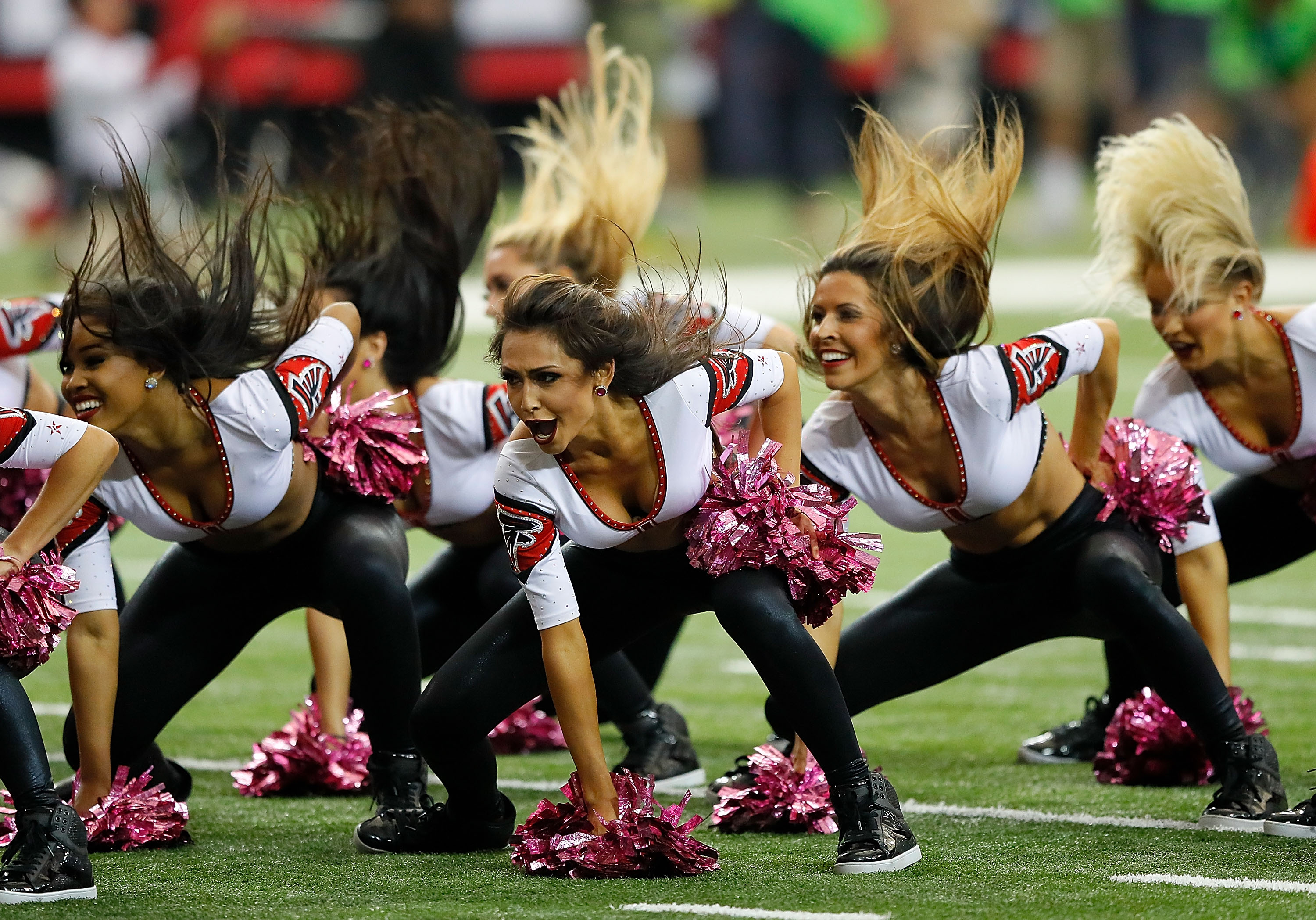 11alive Com Photos Atlanta Falcons Cheerleaders