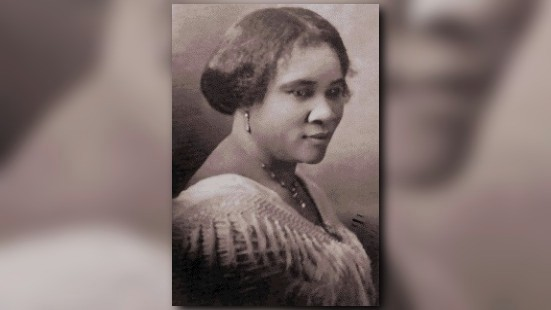 Madame C.J. Walker was the Oprah of the late 1800's | Black History Moment of the Day