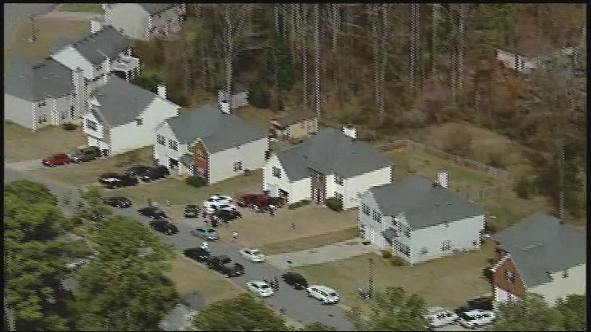 Police 2 Shot To Death In Clayton County Home Invasion