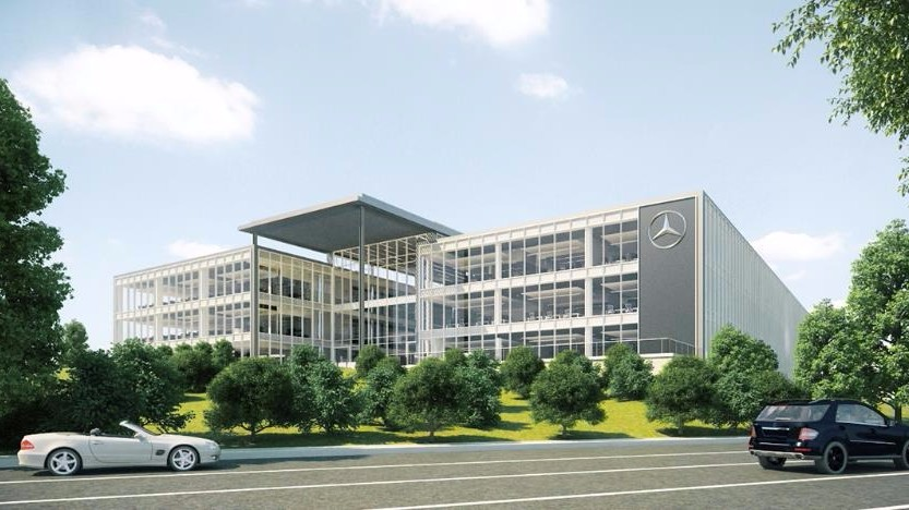 mercedes benz usa ceo talks local jobs
