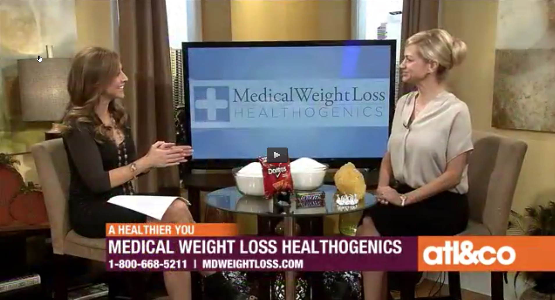 11alive.com | Medical Weight Loss by Healthogenics (7/18/2017)