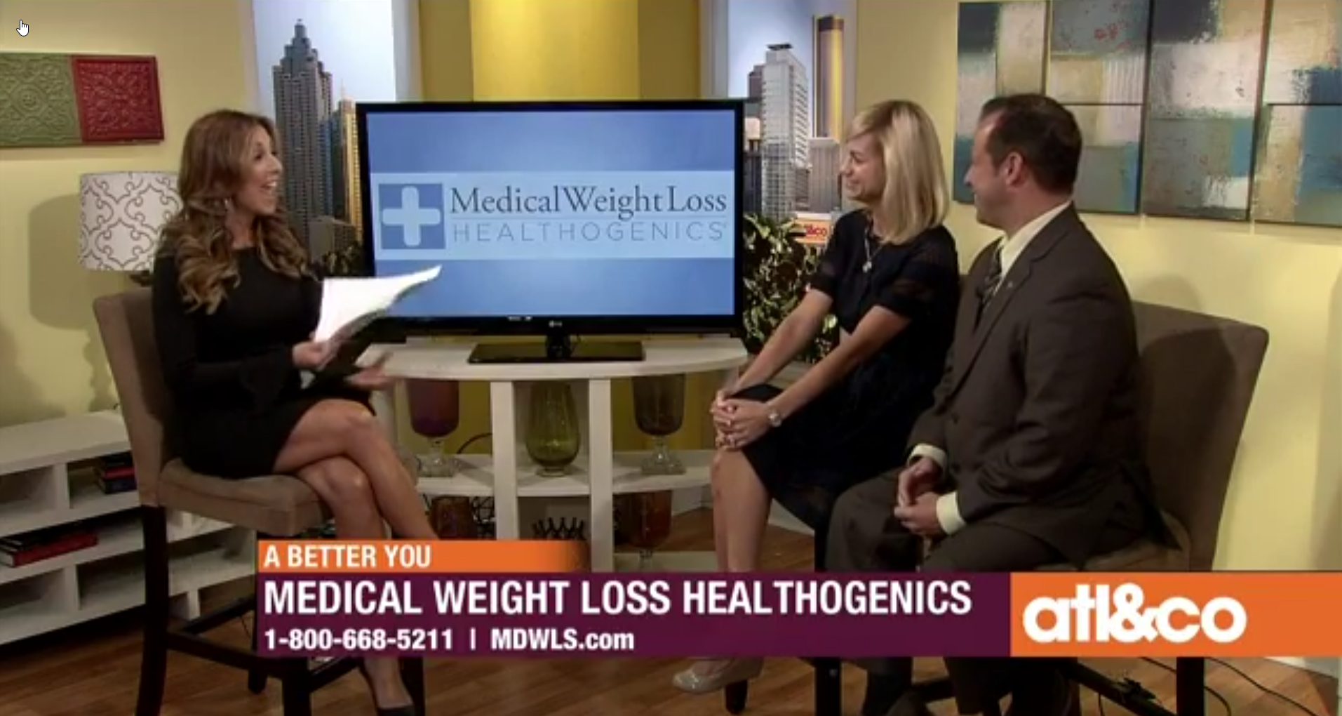 Medical Weight Loss by Healthogenics (4/12/2017) | 11alive.com
