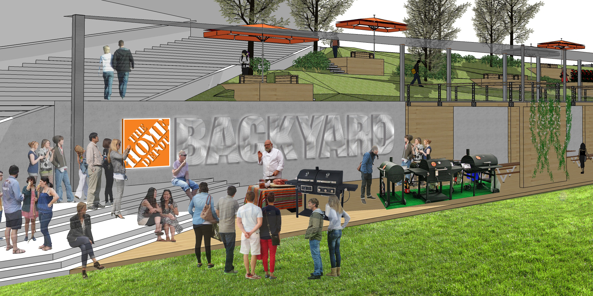 11alive com home depot has plans for the space currently