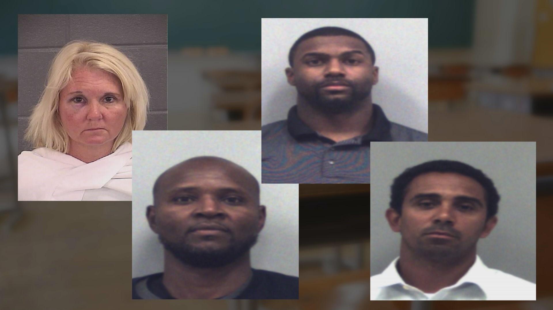 bad parents nude son Bad behavior | 5 teachers accused of sexual misbehavior in past 30 days |  11alive.com
