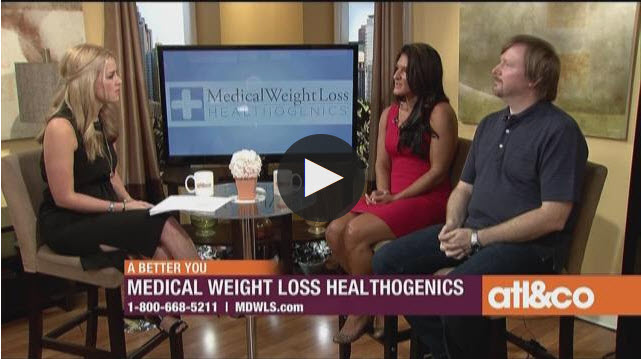 11alive.com | Medical Weight Loss by Healthogenics (5/31/2017)