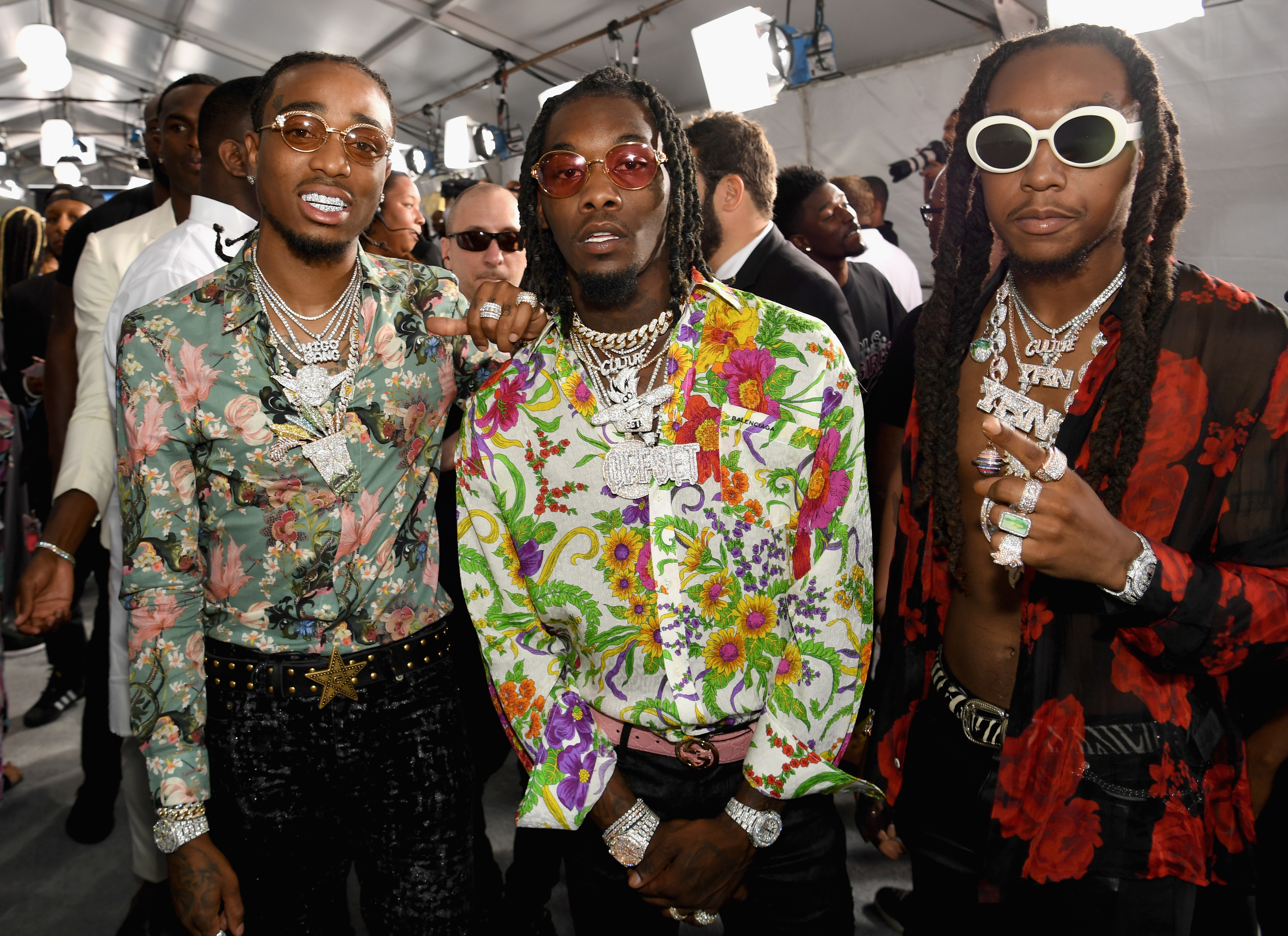 Atlanta rap group 'Migos' removed from Delta flight ...
