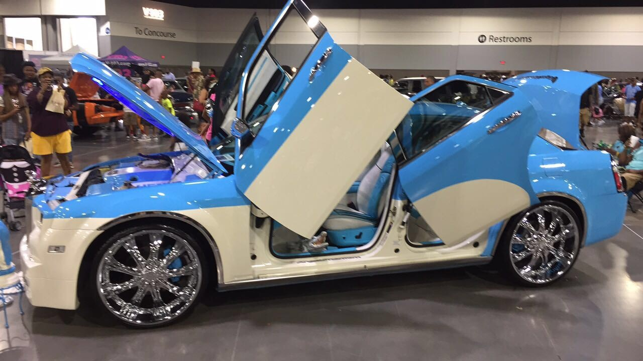 V 103 And Waok Present The 14th Annual Car Bike Show