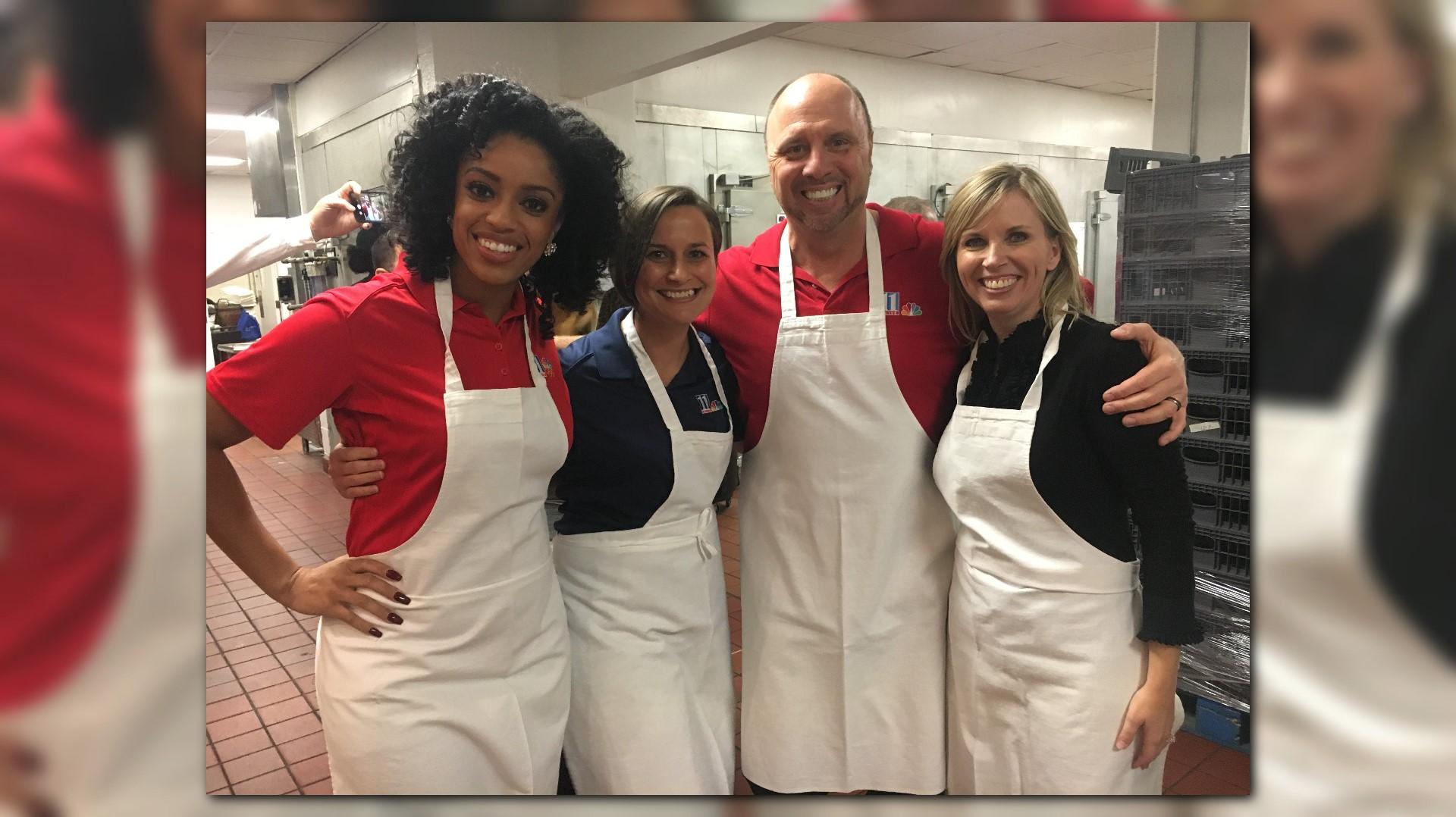 Atlanta Soup Kitchen Volunteer Thanksgiving Wow Blog