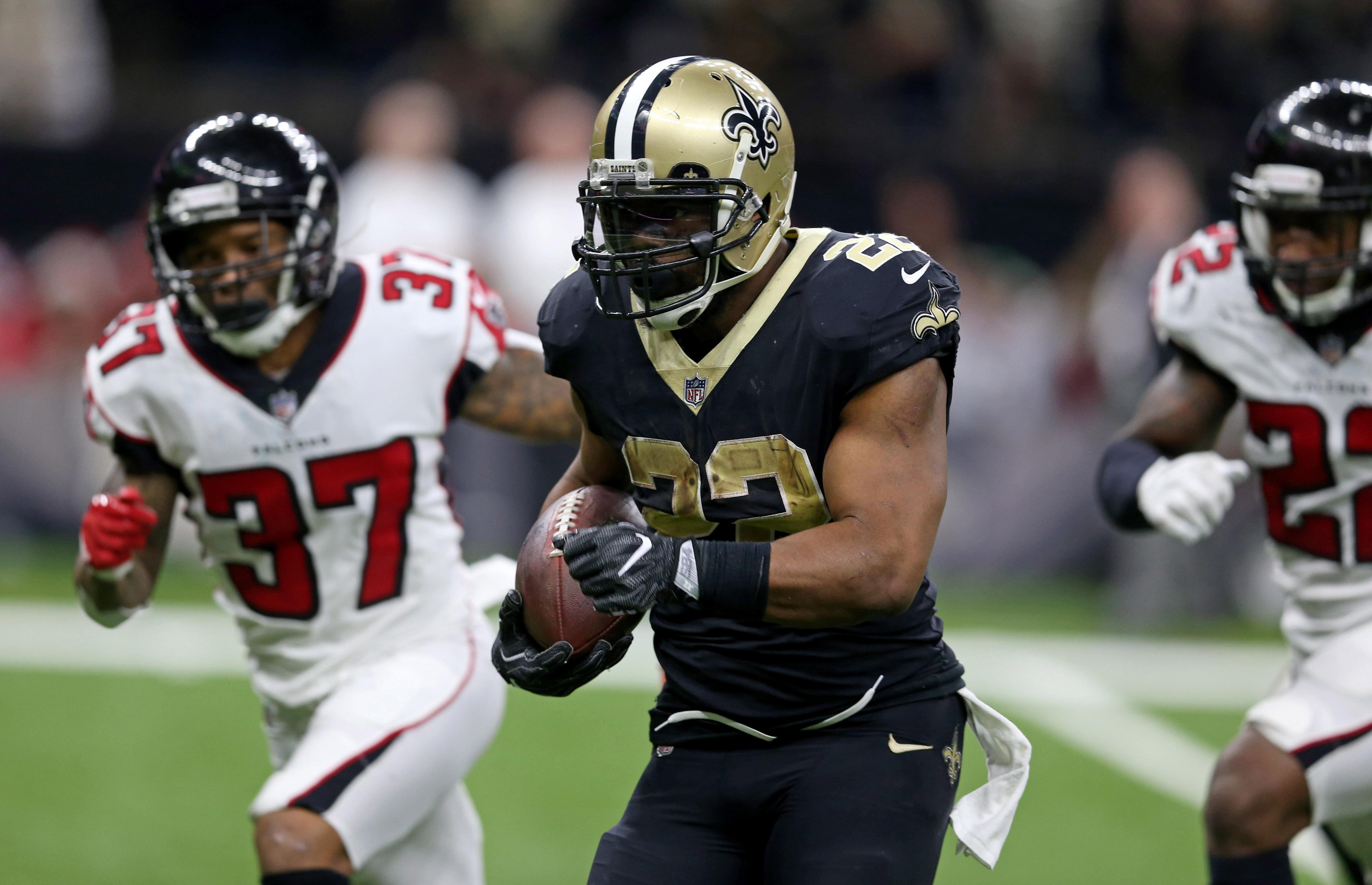 PHOTOS: Falcons vs. Saints in New Orleans