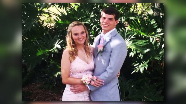 Dying Teen Gets His Last Wish To Marry His High School Sweetheart