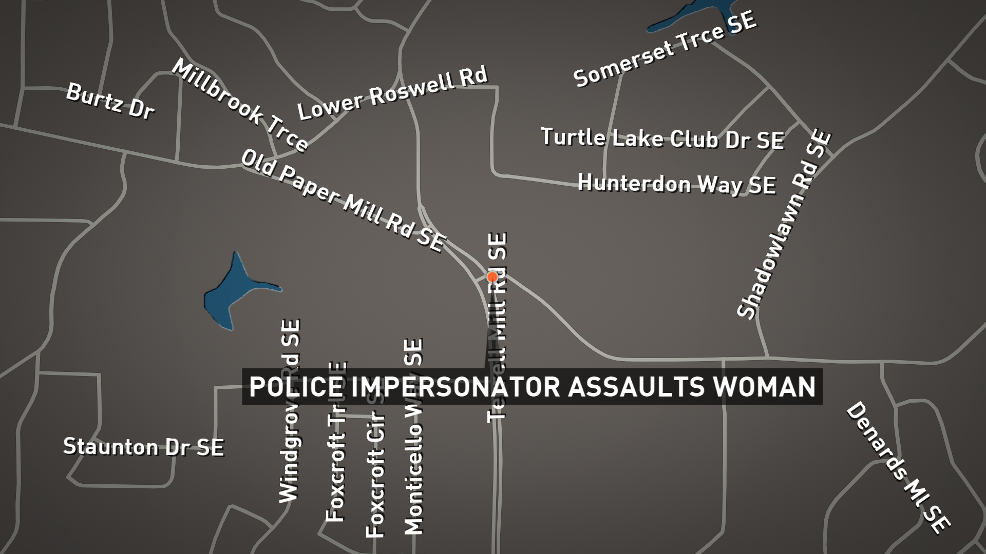 1afce926968c ATLANTA - Atlanta and Cobb County police are working together to determine  if two alleged sexual assaults were committed by the same man