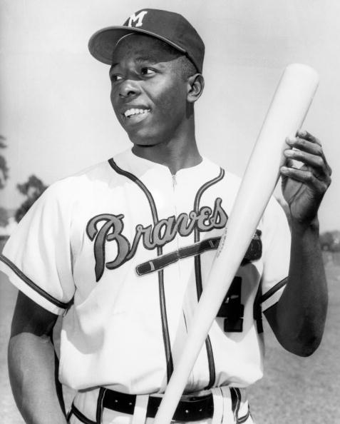 Atlanta Braves legend Hank Aaron celebrates birthday
