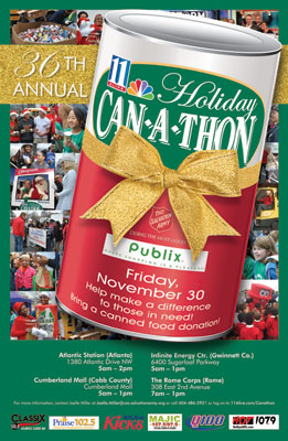36th Annual Can-a-thon